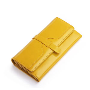2014 Genuine Leather Multiple Colors Unisex Woman Wallet