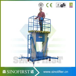 6m-12m Hydraulic Aluminium Aerial Work Platform pictures & photos