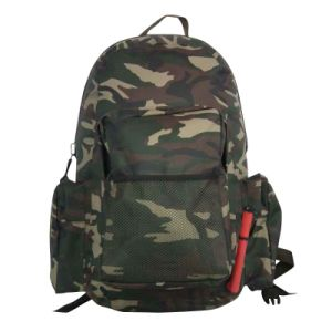 Camouflage Color Field Bag 100% Water Tight Backpack pictures & photos