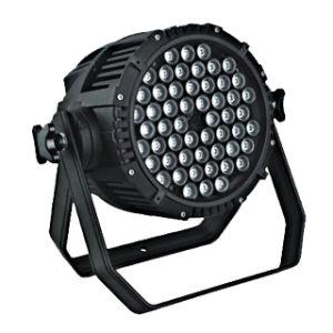 Factory Price 54*3W RGBW LED PAR Light PAR Cans Light pictures & photos