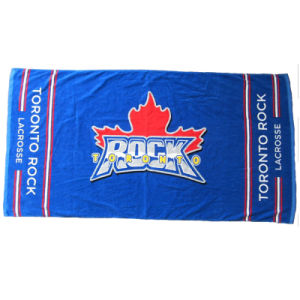 Custom Sublimation Sports Basketall Football Soccer Printed Towel with Your Design pictures & photos