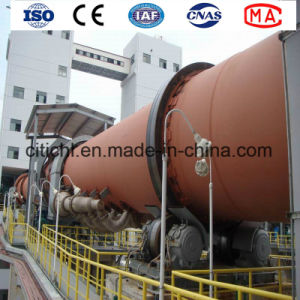 Large Calcination Rotary Kiln for Cement Production Line pictures & photos