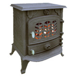 Cast Iron Stove, True Fire Wood Burning Stove (FIPA027) pictures & photos