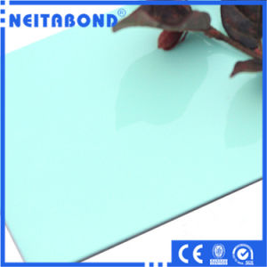 4mm ACP Sheet Aluminum Composite Panel for Wall Cladding with PVDF Coating pictures & photos