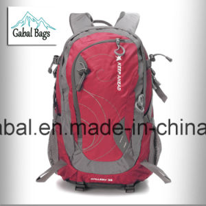 35L Waterproof Nylon Sports Hiking Backpack pictures & photos