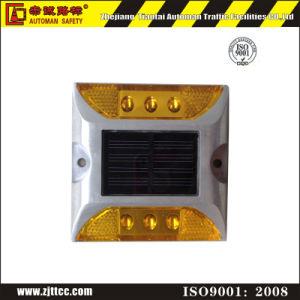 Reflective Aluminum Solar LED Pavement Marker (CC-SRS09) pictures & photos