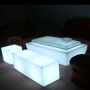 King Size Table Battery Operated Decor Furnitures with Remote Control pictures & photos