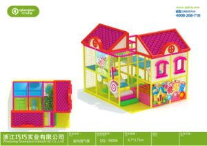 2014 Children Indoor Playground Equipment with TUV and GS Certificate (QQ-30006) pictures & photos