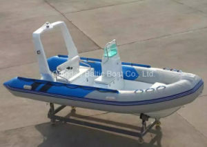 Chinese Inflatable Rib Boat Manufacturers Sale 420 Ce pictures & photos