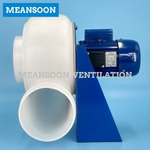 160 Plastic Corrosion Resistant Centrifugal Fan for Fume Hood pictures & photos