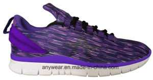 Ladies Gym Sports Shoes Women Comfort Walking Footwear (516-3888) pictures & photos