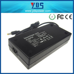 19V 7.1A Notebook Adapter with Ce FCC RoHS pictures & photos