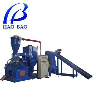 China 2014 Heavy Duty Scrap Copper Wire Granulator Hw 800