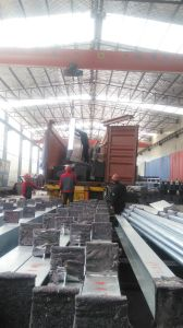 Fire Proof Light Steel Structure Workshop pictures & photos