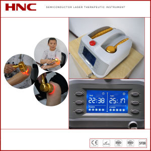 Hnc RoHS Hot-Selling Device Medical Laser Pain Relief Machine pictures & photos