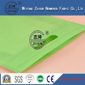 100% Polyester Spun-Bond Non Woven Fabric for Shopping Bags pictures & photos