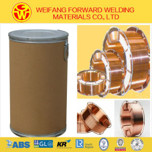 Er70s-6 MIG Welding Wire/ Drum Solid Solder Welding Wire From China Manufacturer ISO9001 Golden Bridge pictures & photos