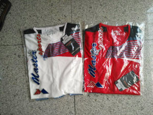 Stock T-Shirts, Very Cheaper Price Man T-Shirt, Stock Clothing/Garments pictures & photos