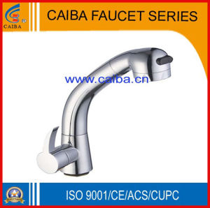 New Design Single Handle Kitchen Faucets (CB1103) pictures & photos