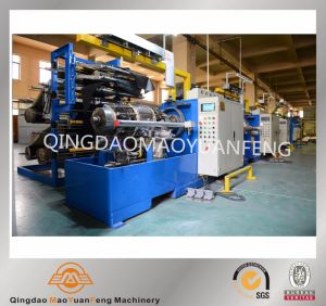 Automatic Motorcycle Tyre Spring Turn-up Building Machine pictures & photos