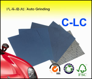 Waterproof Abrasive Paper Sheet for Auto Industry C-LC