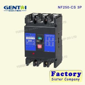 Good Quality Cheaper Mitsubishi Type NF250-CS Moulded Case Circuit Breaker pictures & photos
