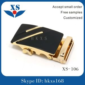 Wholesale Gold Plated Men Automatic Belt Buckle pictures & photos