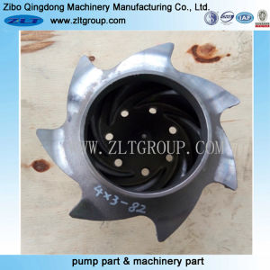 Flowserve Durco Centrifugal Pump Stainless Steel Impeller pictures & photos