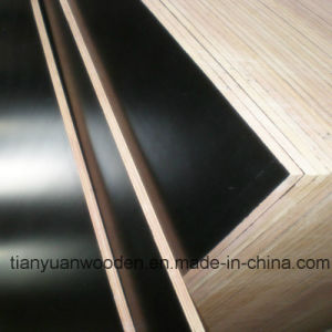 25mm Marine Plywood Building Material Film Faced Plywood pictures & photos