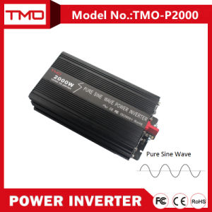 ISO9001 Ce RoHS Approved 2000W 48V 220V Pure Sine Wave Static Inverter pictures & photos