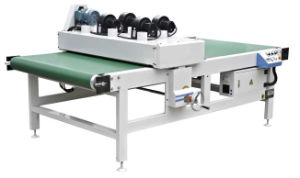 UV Line Wood Dust Cleaning Machine for Flooring or MDF Board