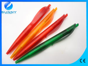 Best Selling Plastic Ballpoint Pen for Promotion pictures & photos