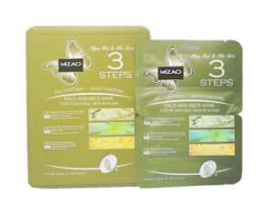 3 in 1 Oil-Control & Moisturizing Mask Natural Mud&Algae pictures & photos