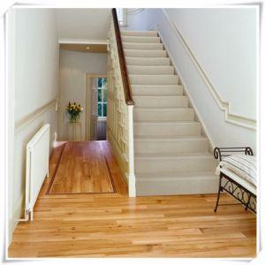 Laminate Flooring Technics and Engineered Flooring Type pictures & photos