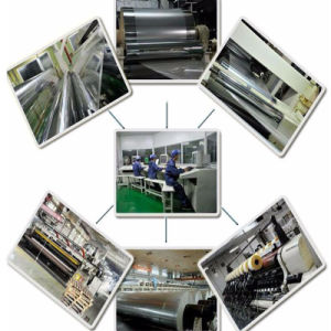 BOPP Film for Package Materials Lamination pictures & photos