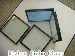 Flat or Curved Low E Insulated Glass (Double Glazing) for Window pictures & photos
