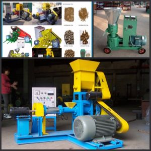 Professional Manufacture Floating Fish Feed Pellet Machine pictures & photos
