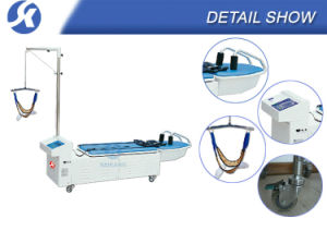 Multifunction Lumbar and Cervical Vertebra Traction Bed Neck Cervical Therapy Equipment pictures & photos