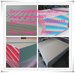 Gypsum Board for Drywall Partition pictures & photos