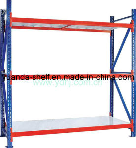 Medium Duty Steel Metal Storage Pallet Rack for Warehouse pictures & photos