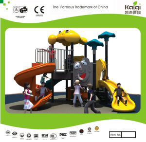 Kaiqi Small Animal Themed Children′s Slide Set for Indoor or Outdoor Playground (KQ20032A) pictures & photos