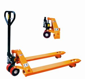 2t Hydraulic Pallet Truck pictures & photos