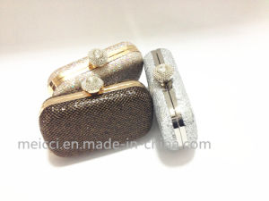 Bling-Bling Party Evening Bag with Crystal pictures & photos