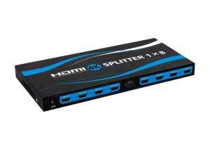 1X8 1.4V HDMI Splitter with 3D pictures & photos