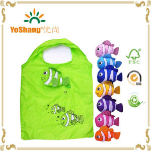 Foldable Fish Shopping Bag for Promotional pictures & photos