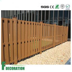 WPC Wood Plastic Composite Waterproof Anti-UV Railing for Garden Decoration pictures & photos
