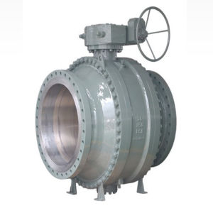 Forged Steel API 6D Double Block and Bleed Ball Valve pictures & photos