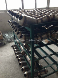 Land Rover Catalytic Converter - Left and Right - Complete Set pictures & photos