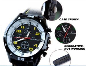 2015 New Casual Quartz Watch Men Military Watches Sport Wristwatch