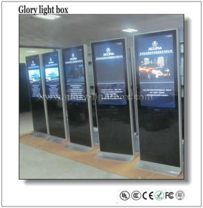 55inch Billboard Floor Standing LCD Panel Kisok Display pictures & photos